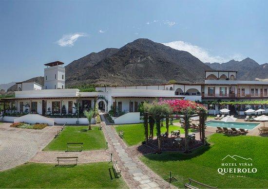 Hotel Vinas Queirolo