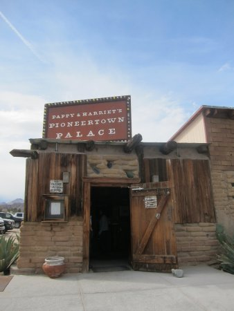 Pioneertown, Kalifornien: entrance