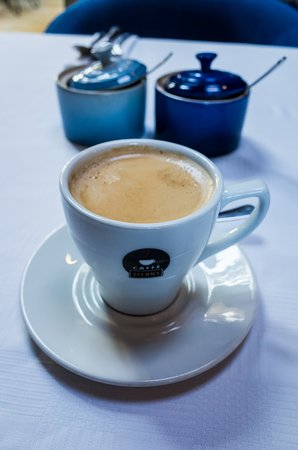 Kempton Park, Sydafrika: Very good coffee in the morning