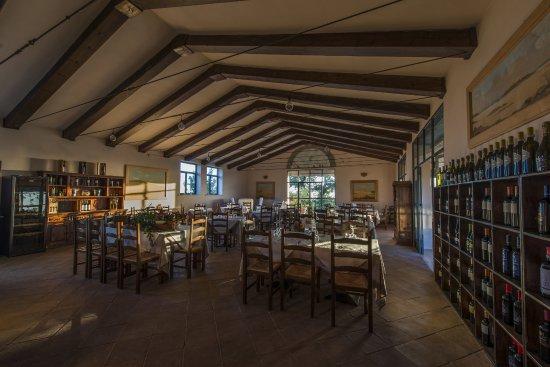 Canino, Italy: Sala ristorante