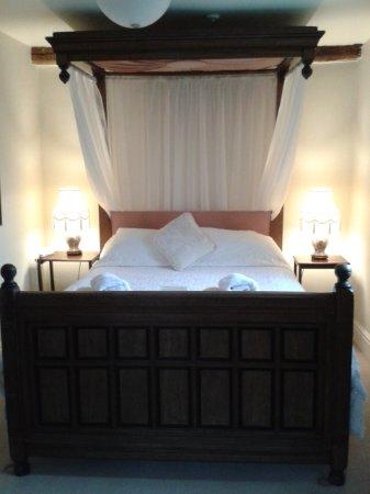 Biggin-by-Hartington, UK: Bedroom