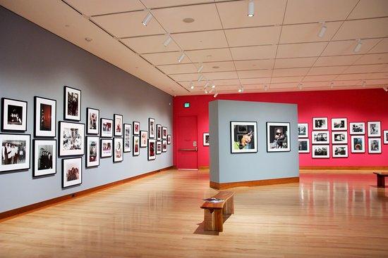 """Shelburne, Вермонт: une salle de l'exposition de photos """"Backstage"""""""