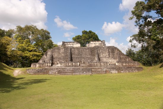 Cayo, Belize: Ruins