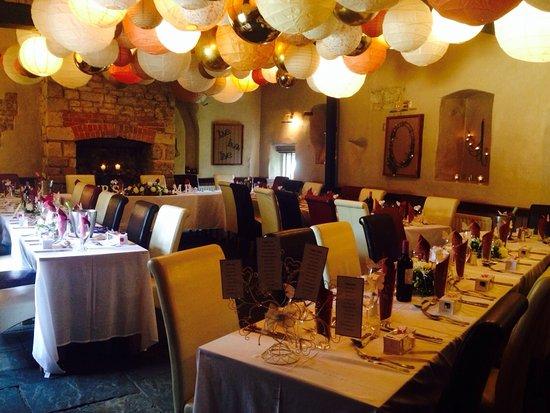Rushton, UK: SMALL INTIMATE WEDDINGS
