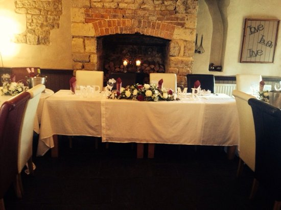 Rushton, UK: WEDDINGS AT THE THORNHILL ARMS