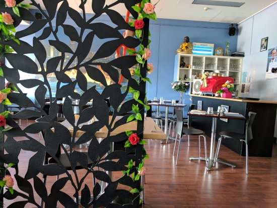 Burnie, Australia: Thai Smile Cafe & Takeaway, Dining Area.