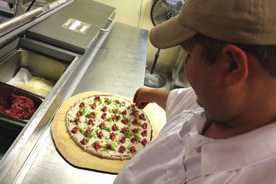 Eau Claire, Wisconsin: Sammy's Pizza - Eau Claire