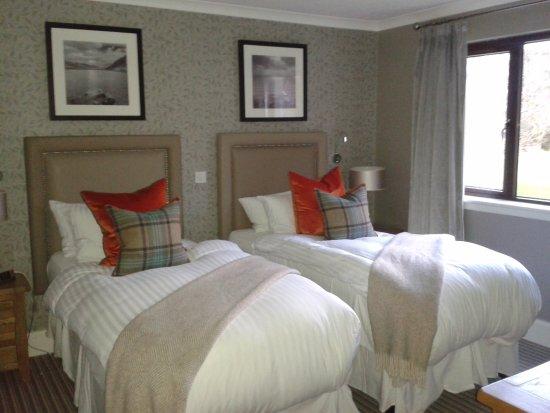 Brodick, UK: Bedroom