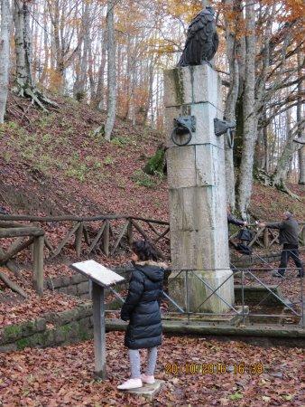 Verghereto, Italië: Descrizione della sorgente