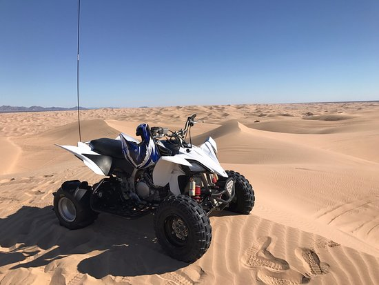‪‪Peoria‬, ‪Arizona‬: YFZ450 Rental at the Glamis Dunes‬