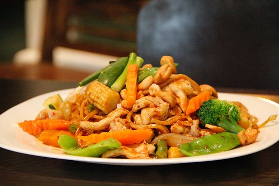 Warners Bay, Australia: Hokkien Cashew Noodles
