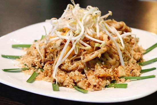 Warners Bay, Australia: Pad Thai with Chicken
