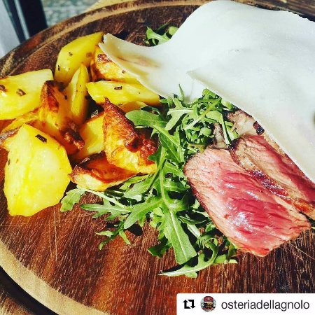 Photo of Italian Restaurant Osteria Dell'Agnolo at Borgo San Lorenzo, 24r, Florence 50032, Italy