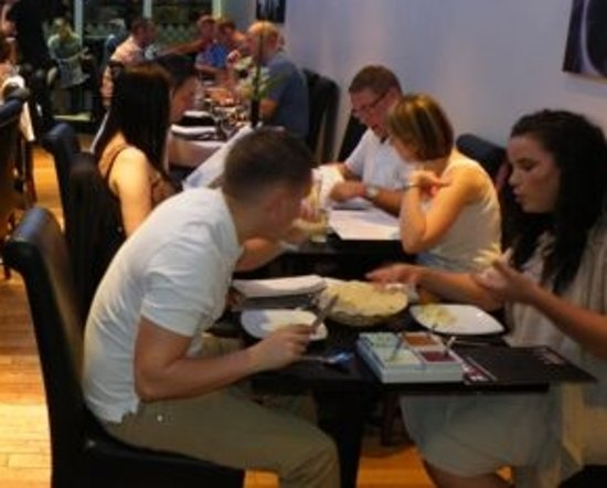 Market Drayton, UK: Nice Resturant