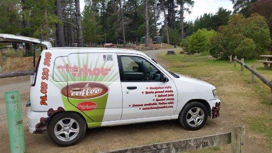 Rangiora, Новая Зеландия: The Van