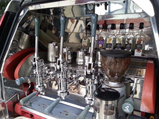 Rangiora, Nuova Zelanda: The engine room
