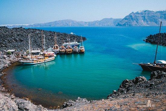Best Santorini Volcano Tour