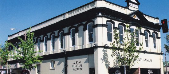 Albany, OR: The Museum is located in the historic SE Young building.