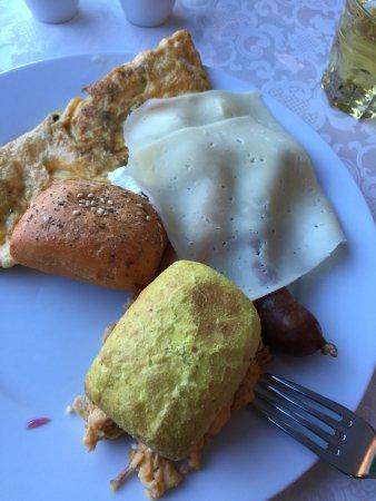 Rimske Toplice, Eslovenia: colazione