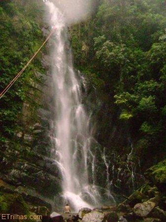 Apiai, SP: CACHOEIRA ARAPONGAS