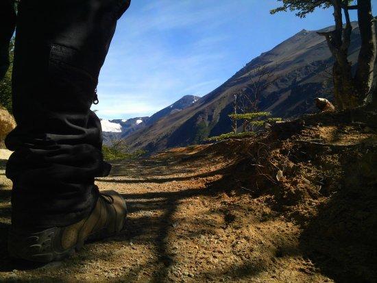 Torres del Paine National Park: Vista del sendero