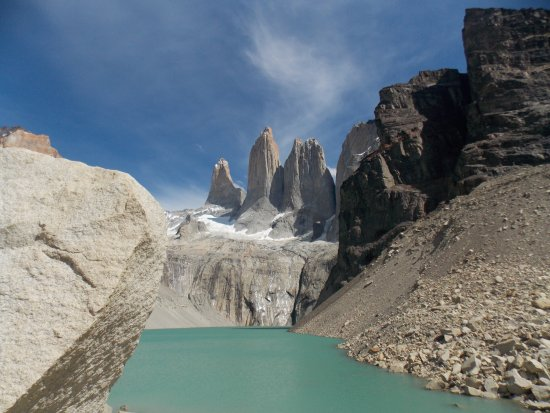 Torres del Paine National Park: Mirador las torres