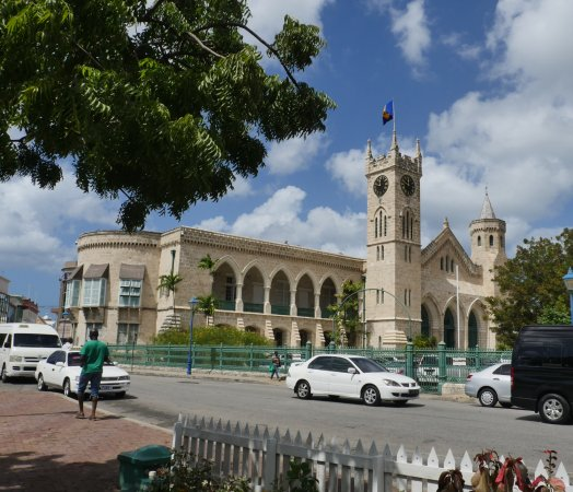 Christ Church Parish, Barbados: Parliament buildings.