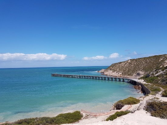 South Australia, Australien: Innes National Park 23/2/2017