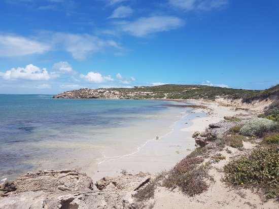 South Australia, Australien: Innes National Park 23/2/2017