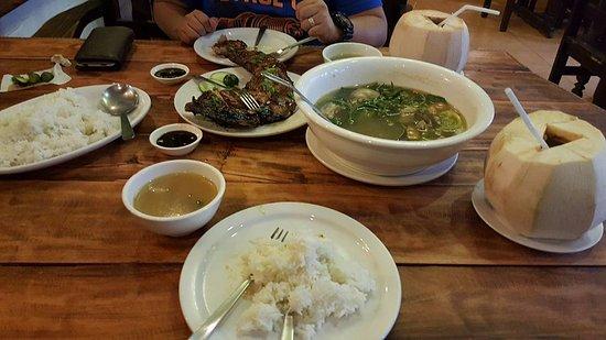 STK ta bai! at  Paolito's Seafood House : Good food...