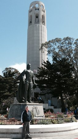 Coit Tower : Great photo opportunity