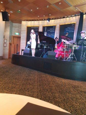 Sheraton Grande Sukhumvit, A Luxury Collection Hotel: Sunday Jazz team