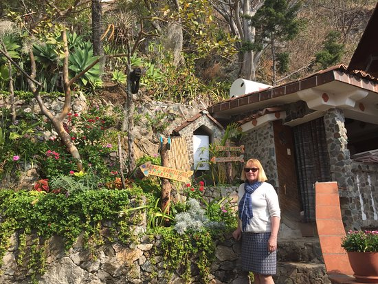 Jaibalito, กัวเตมาลา: Wonderful gardens!