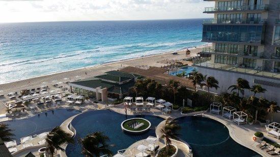 Foto de Sandos Cancun Luxury Resort