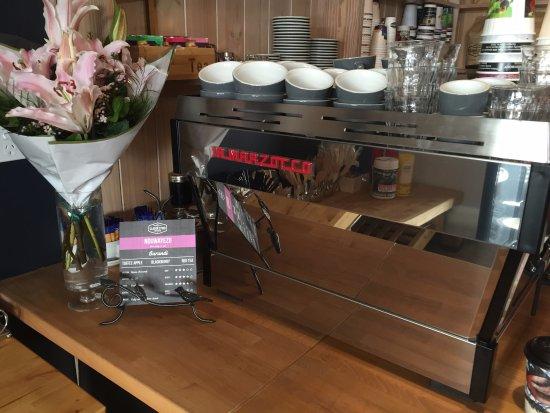 Лжимпи, Австралия: Craft Punk Coffee