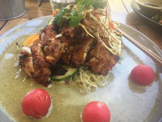 Bellingen, ออสเตรเลีย: Chicken Kaarage