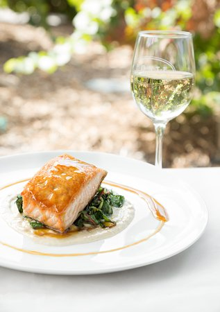 The Restaurant at Ponte: Enjoy Wild-Caught or Sustainably Farmed Seafood at The Restaurant