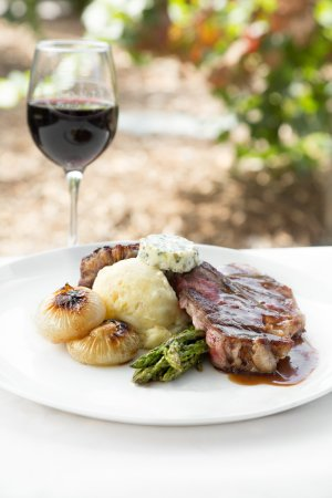 The Restaurant at Ponte: Indulge in All-Natural, Hormone Free Meat & Game, Paired With Ponte Wine!