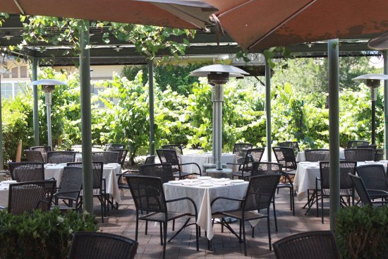 Dine Among the Vines at The Restaurant at Ponte