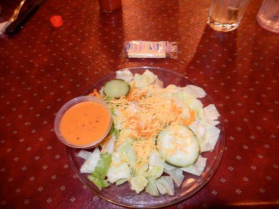 Central Station Bar & Grill: Greens
