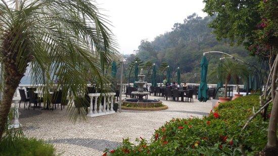Foto de Pousada de Coloane Beach Hotel & Restaurant