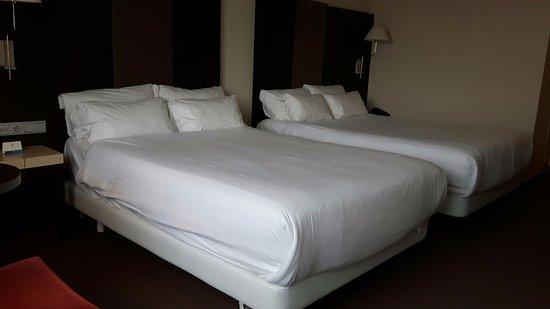 Geldrop, Ολλανδία: heerlijke bedden.