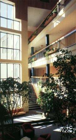 Centennial Condominiums: Lobby