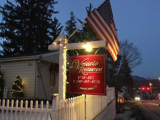 The New York Restaurant Catskill Ny Menu