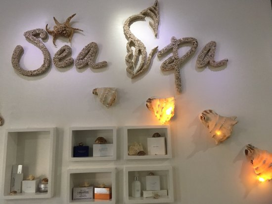 Subic Bay Freeport Zone, Filippinerna: Sea Spa