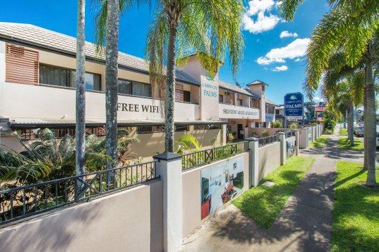 Cairns city palms australie voir les tarifs et avis for Trouver un motel