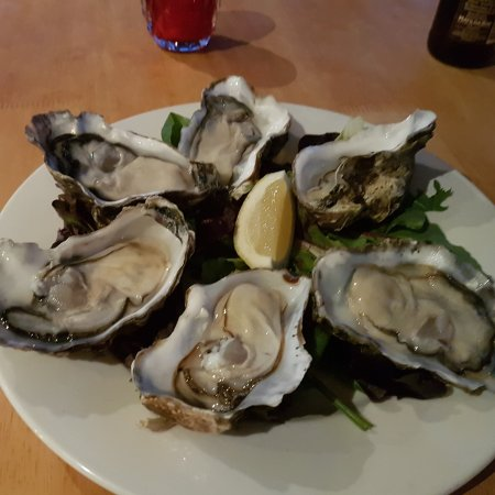 Emerald, Αυστραλία: Coffin Bay Oysters