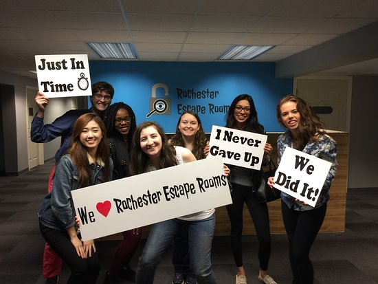 Escape Room Rochester New York