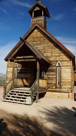 Apache Junction, AZ: Church at the Mount