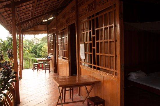 Ba linh homestay b b vinh long vietnam voir les for Jardin du mekong homestay
